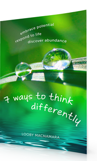 7 Ways to Think Differently book